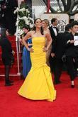 Paula Patton, Golden Globe Awards and Beverly Hilton Hotel