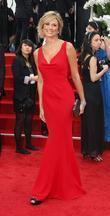 Stacy Keibler, Golden Globe Awards and Beverly Hilton Hotel