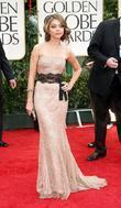 Sarah Hyland, Golden Globe Awards and Beverly Hilton Hotel