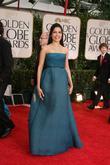 Freida Pinto, Golden Globe Awards and Beverly Hilton Hotel