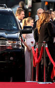 Kristen Bell and Beverly Hilton Hotel