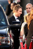 Dax Shepard and Beverly Hilton Hotel