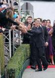 George Clooney, Golden Globe Awards and Beverly Hilton Hotel