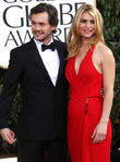Claire Danes, Hugh Dancy and Beverly Hilton Hotel