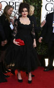 Helena Bonham Carter and Beverly Hilton Hotel