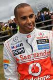 Lewis Hamilton and Goodwood Festival Of Speed