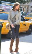 Katie Cassidy and Central Park