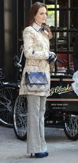 Leighton Meester, Gossip Girl, Midtown and Manhattan