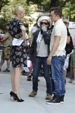 Kelly Rutherford and Ed Westwick