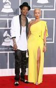 Wiz Khalifa, Amber Rose, Grammy Awards and Grammy