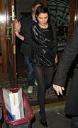 Sadie Frost  Celebrities leaving the Groucho club...