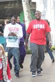 soldier boy sean kingston celebrities are seen shop
