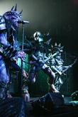 Gwar, Revolution Live Ft. Lauderdale, Florida, Evolution