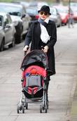 Gwen Stefani, Princess Of Wales, Gavin, Kingston and Primrose Hill