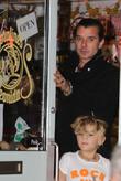 Gavin Rossdale and Kingston