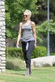 Gwen Stefani  takes her son Zuma to...