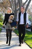 Gwen Stefani, Gavin Rossdale and Thanksgiving
