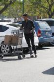 Halle Berry  shopping at a supermarket in...