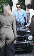 Olivier Martinez and Aston Martin
