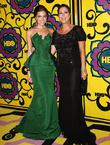 Allison Williams and Rita Wilson HBO's Annual Emmy...