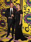 Tom Hanks, Rita Wilson and Emmy Awards
