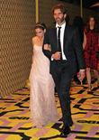 Amanda Peet and David Benioff HBO's Annual Emmy...