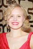 Alison Pill 2013 HBO's Golden Globes Party at...