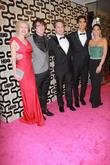 Alison Pill, Dev Patel, Olivia Munn, Beverly Hilton Hotel