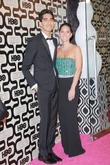 Dev Patel, Olivia Munn and Beverly Hilton Hotel