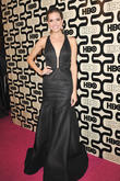 Allison Williams HBO's 2013 Golden Globes Party at...