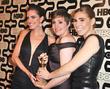 Allison Williams; Lena Dunham; Zosia Mamet HBO's 2013...