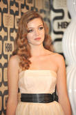 Lili Simmons and Beverly Hilton Hotel