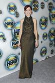Carrie Preston and Golden Globe