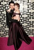 Adam Driver and Lena Dunham 2013 HBO's Golden...