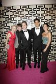 Alison Pill, John Gallagher Jr, Thomas Sadoski, Dev Patel, Olivia Munn and Beverly Hilton Hotel