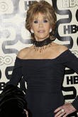 Jane Fonda and Beverly Hilton Hotel