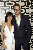 Perrey Reeves, Johan Urb and Beverly Hilton Hotel