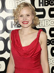 Alison Pill and Beverly Hilton Hotel