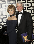 Jane Fonda, Sam Waterson and Beverly Hilton Hotel