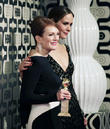 Julieanne Moore, Sarah Paulson and Beverly Hilton Hotel