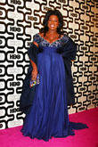 Lorraine Toussaint and Beverly Hilton Hotel