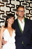Perrey Reeves and Beverly Hilton Hotel