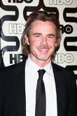 Sam Trammell and Beverly Hilton Hotel