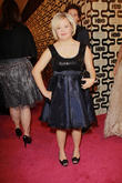 Lauren Potter and Beverly Hilton Hotel