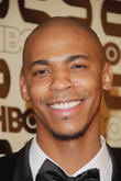 Mehcad Brooks and Beverly Hilton Hotel