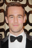 James Van Der Beek and Beverly Hilton Hotel