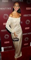 Pat Clevland  attending a screening of HBO's...