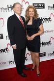 Burt Sugarman and Mary Hart