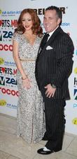 Natasha Hamilton and Cole Page