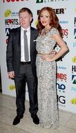Paul Scholes and Natasha Hamilton